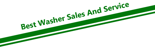 Best Washer Sales and Services logo